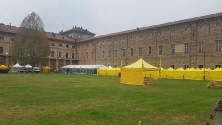 MONCALIERI - Parte la due giorni di Coldiretti al Castello reale