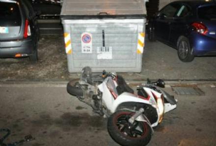 NICHELINO - Un ragazzo di 26 anni muore in un incidente stradale