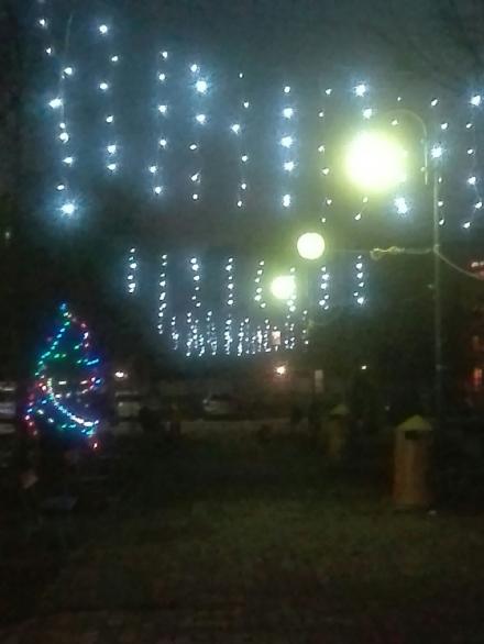 NICHELINO - Il quartiere Kennedy si colora a festa per il Natale