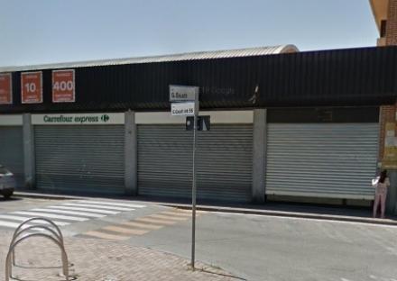 NICHELINO - Ladri al Carrefour di largo Giusti: rubato il fondo cassa