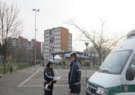 NICHELINO - Guida a 12 anni una minicar: fermato dalla polizia locale