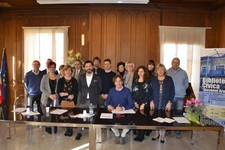 NICHELINO - Firmato il rinnovo del protocollo sulla rete dislessia