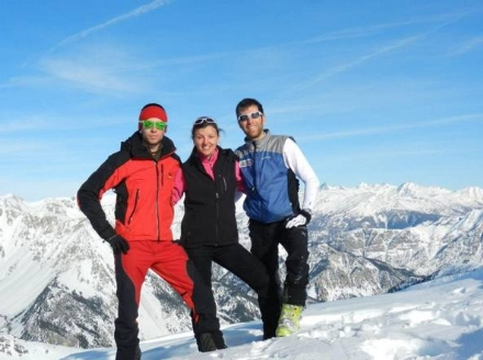 ORBASSANO - Una gara di scialpinismo per ricordare Luca, Alessandro ed Elisa