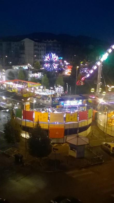 NICHELINO - Patronale di San Matteo, ecco le limitazioni al traffico per il luna park