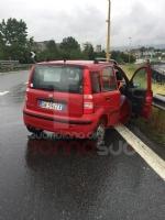 NICHELINO - Raffica di incidenti in tangenziale: unauto si ribalta, una persona ferita - immagine 11