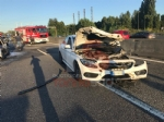 NICHELINO - Grave incidente in tangenziale: quattro feriti, unauto a fuoco - immagine 12
