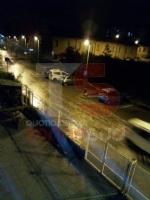 TROFARELLO - Bomba dacqua nella notte: il forte vento sradica il tetto di una casa - VIDEO - immagine 13