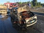 NICHELINO - Grave incidente in tangenziale: quattro feriti, unauto a fuoco - immagine 14