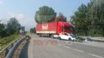 INCIDENTE MORTALE - Un uomo di Moncalieri muore a Pianezza nello scontro tra auto e tir - FOTO - immagine 1