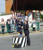 LA LOGGIA - I piccoli vigili imparano la sicurezza sulla strada - immagine 1