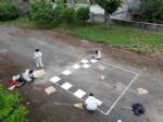 NICHELINO - Gli studenti progettano e riqualificano il cortile della scuola - immagine 1