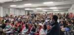MONCALIERI - Don Luigi Ciotti con gli studenti per parlare di legalità - immagine 1