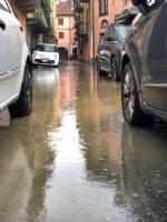 CARMAGNOLA - Tromba daria si abbatte sulla città: danni ingenti - immagine 2