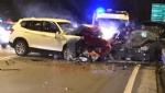 DRAMMA A NICHELINO - Incidente mortale sul cavalcavia di via Debouchè: vittima un ragazzo - immagine 1