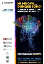 CARMAGNOLA - Scienza in mostra: Experimenta - Mi muovo...dunque sono! - immagine 1
