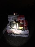 TANGENZIALE - Grave incidente nella notte: tre auto distrutte e sei feriti - FOTO - immagine 1