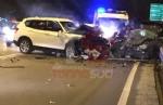 TRAGEDIA A NICHELINO - Muore a 22 anni nello scontro frontale: cinque feriti in ospedale - FOTO - immagine 1