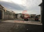 CARMAGNOLA - La furia del maltempo: Capannone della Sac demolito - LE FOTO - - immagine 1