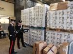 RIVALTA - Rubano 300 bottiglie di spumante Ferrari allEsselunga: presi dai carabinieri - immagine 1