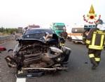 DRAMMA SULLA TORINO-MILANO - Incidente stradale: in coma una bimba di cinque anni di Bruino - FOTO e VIDEO - immagine 1