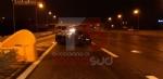 BEINASCO - Beve troppo e si schianta in tangenziale con lauto: due feriti trasportati al Cto - FOTO - immagine 1