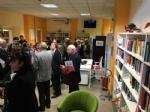 ORBASSANO - Inaugurata la prima biblioteca dentro ad un ospedale - immagine 2
