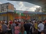 NICHELINO - Un centinaio al presidio anti vandali organizzato dal Comune - immagine 1