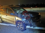 NICHELINO - Brutto incidente allo svincolo Debouchè: tre feriti - immagine 1
