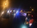 BEINASCO - Incidente in tangenziale nella notte: tre feriti - immagine 1