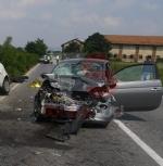 ORBASSANO - Incidente mortale sulla provinciale 143: vittima una donna di Vinovo - FOTO - immagine 6