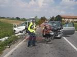 ORBASSANO - Incidente mortale sulla provinciale 143: vittima una donna di Vinovo - FOTO - immagine 1