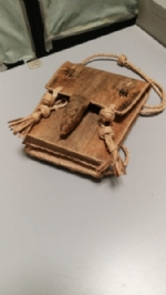 RIVALTA - Torna in Italia con una borsa di varano: fermato dalla guardia di finanza - immagine 1