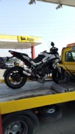 BEINASCO - Incidente stradale in tangenziale: ferito un motociclista di 56 anni - immagine 1