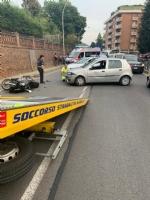 MONCALIERI - Giornata nera sulle strade: altro incidente in strada Torino - immagine 1