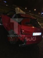 TANGENZIALE SUD - Incidente al Sito: cinque auto distrutte e sei feriti - FOTO - immagine 1