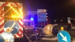 ORBASSANO - Incidente nella tarda serata al Sito, tangenziale chiusa e due feriti - immagine 2