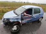 PIOSSASCO - Brutto incidente sulla provinciale 6: due feriti in ospedale - immagine 1