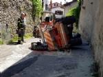 MONCALIERI - Si ribalta col trattore: moncalierese ferito a Orio Canavese - VIDEO - immagine 1