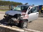 PIOBESI - Brutto incidente sulla provinciale 145: tre feriti in ospedale - immagine 2