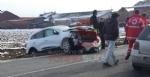 CARIGNANO - Incidente stradale con quattro auto coinvolte e cinque feriti - immagine 1