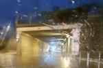 TORINO SUD - Violento nubifragio con grandine e pioggia, allagamenti a Moncalieri, Nichelino, La Loggia e Trofarello - FOTO - immagine 1