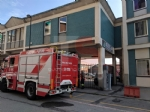BEINASCO - Incendio in unofficina meccanica: intervento dei vigili del fuoco - FOTO - immagine 1