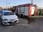 NICHELINO - Il caldo fa esplodere una valvola della centrale elettrica della stazione - immagine 1
