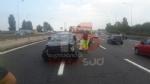 TANGENZIALE TORINO - Incidente stradale: ferite una donna di La Loggia e le due figlie - FOTO - immagine 1