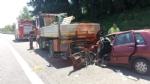 TRAGEDIA SULLA TANGENZIALE - Incidente mortale tra Drosso e Stupinigi - FOTO - immagine 1