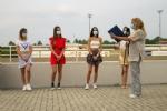 MISS ITALIA - Il primo casting post Covid a Vinovo: in passerella anche tre ragazze di Moncalieri - FOTO - immagine 1