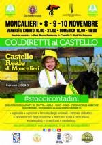 MONCALIERI - Coldiretti al Castello per conoscere la buona agricoltura e il mercato a km 0 - immagine 1