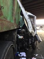 INCIDENTE SULLA TANGENZIALE - Scontro tra due camion al Sito, caos e code chilometriche - FOTO - immagine 1