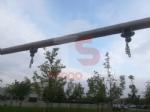 MONCALIERI - I ladri rubano di tutto... anche le altalene del parco giochi - immagine 1