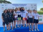 NUOTO - Pioggia di medaglie per il Centro Nuoto Nichelino - immagine 1